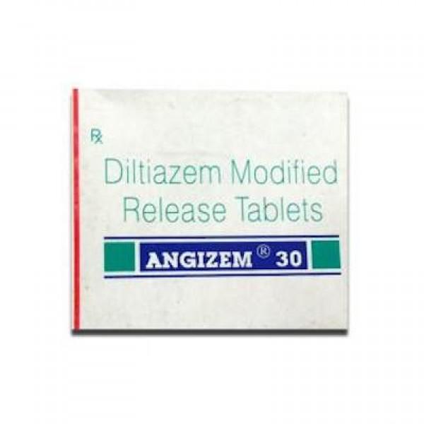 Generic Cardizem 30 mg Tab