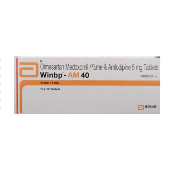 AZOR 5-40MG Tablets (Generic Equivalent)