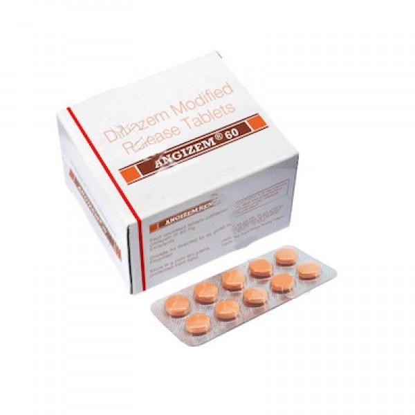 Generic Cardizem 60 mg Tab