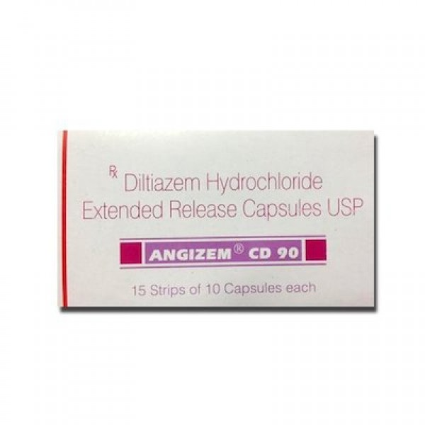 Generic Cardizem 90 mg Caps