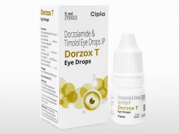 Cosopt 5 ml Eye Drop ( Generic )
