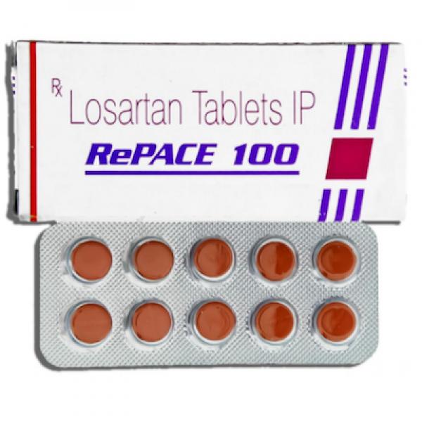 Cozaar 100mg Tablets  (Generic Equivalent)