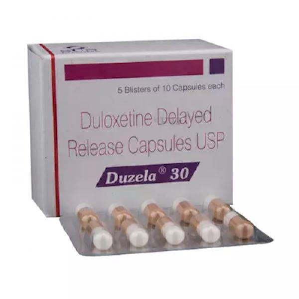 Cymbalta 30mg capsules (Generic Equivalent)