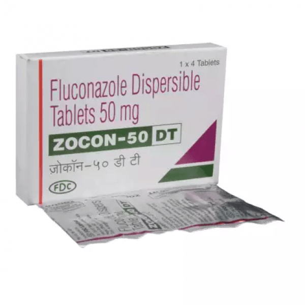 Diflucan 50mg tablet (Generic Equivalent)
