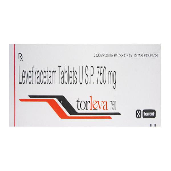 Keppra 750mg  Tablets (Generic Equivalent)