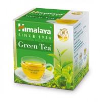 Box pack of himalaya's Green Tea Classic Sachet