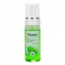 A bottle of Purifying Neem 50 ml (Himalaya) Foaming Face Wash