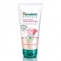 A tube of himalaya's Clear Complexion Whitening 50 ml Face Wash