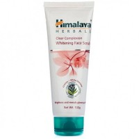 A tube of Clear Complexion Whitening 100 gm Face Scrub