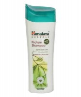 A bottle of himalaya's Gentle Daily Care Protein Shampoo 100 ml Bottle
