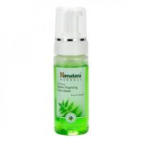 Bottle of himalaya's Purifying Neem 150 ml Foaming Face Wash