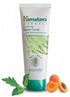 A tube of himalaya's Purifying Neem 100 gm Scrub