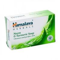 Himalaya's Neem & Turmeric Soap 125 gm (Himalaya) Soap Bar