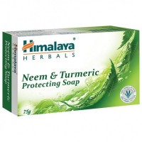 Himalaya's Neem & Turmeric 75 gm  Soap Bar