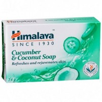 Cucumber & Coconut 75 gm (Himalaya) Soap