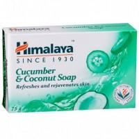 Himalaya's Cucumber & Coconut 75 gm Soap Bar