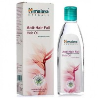 Box pack and a bottle of Anti-Hair Fall Oil 100 ml