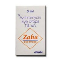 Generic Azasite 1 % Eye Drops of 3 ml