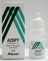Azopt 1 % Eye Drops of 5 ml ( Global Brand variant )