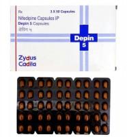 Generic Procardia 5 mg Caps