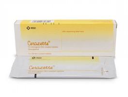Box of generic Desogestrel 0.075mg Tab