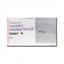 Imdur 30 mg Tab PR ( Global Brand variant )