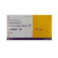 Imdur 60 mg Tab PR ( Global Brand Variant )