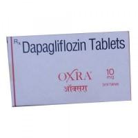 Box pack of generic Dapagliflozin (10mg) Tab