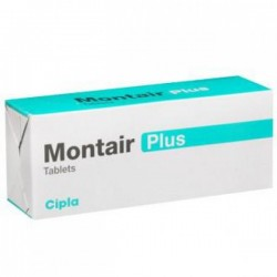 Box of generic Bambuterol (10mg) + Montelukast (10mg) Tab
