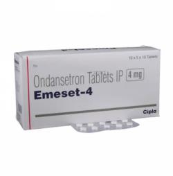 Generic Zofran 4 mg Tab