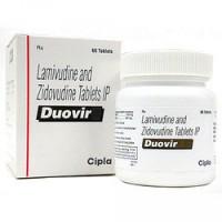Generic Combivir 150 mg /  300 mg Tab