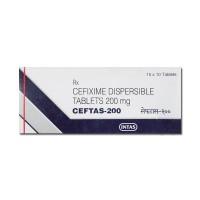 Generic Suprax 200 mg Tab