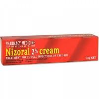 Box pack of generic Ketoconazole 2% cream
