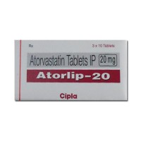 Lipitor 20mg Tablets (Generic Equivalent)