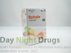 Flovent Inhaler 44 mcg (Generic equivalent)