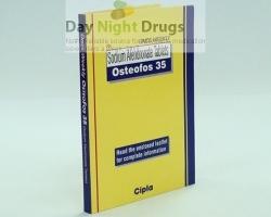 Box of generic Fosamax 35mg Tablets - Alendronate Sodium