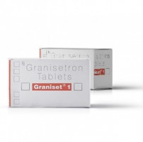 A box pack of Granisetron 1mg Tab