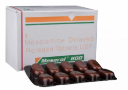 Generic Asacol 800 mg Tab DR