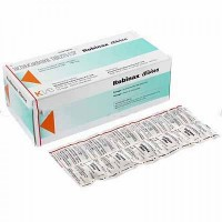 Box and blister strip of generic methocarbamol 500mg Tablets