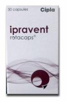 Generic Ipratropium 40 mcg Rotacaps with Rotahaler