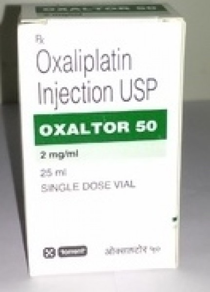 Generic Eloxatin 50 mg Injection