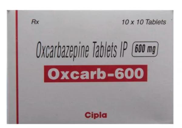 Generic Trileptal 600 mg Tab