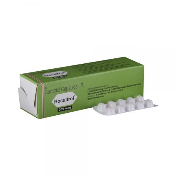 Rocaltrol 0.25 mcg Caps (Global Brand Variant)