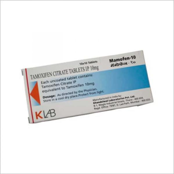 Nolvadex 10mg Tablets (Generic Equivalent)