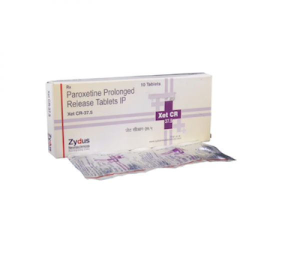 Paxil Cr 37.5mg (Controlled Release Tablet) (Generic Equivalent)