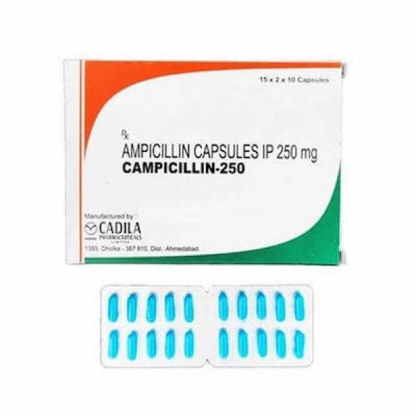 Principen 250mg capsules (Generic Equivalent)