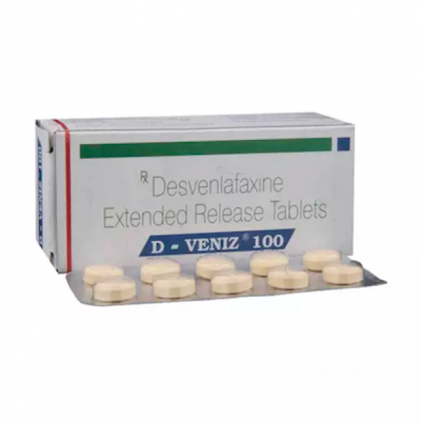 Pristiq 100mg Tablets (Generic Equivalent)