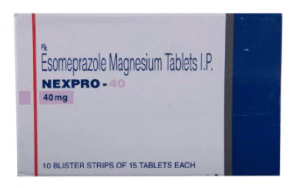 Nexium 40mg  Tablets  (Generic Equivalent)