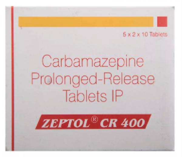 Generic Tegretol XR 400 mg Tab