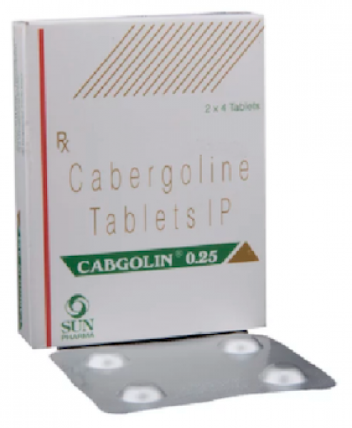 Generic Dostinex 0.25 mg Tab